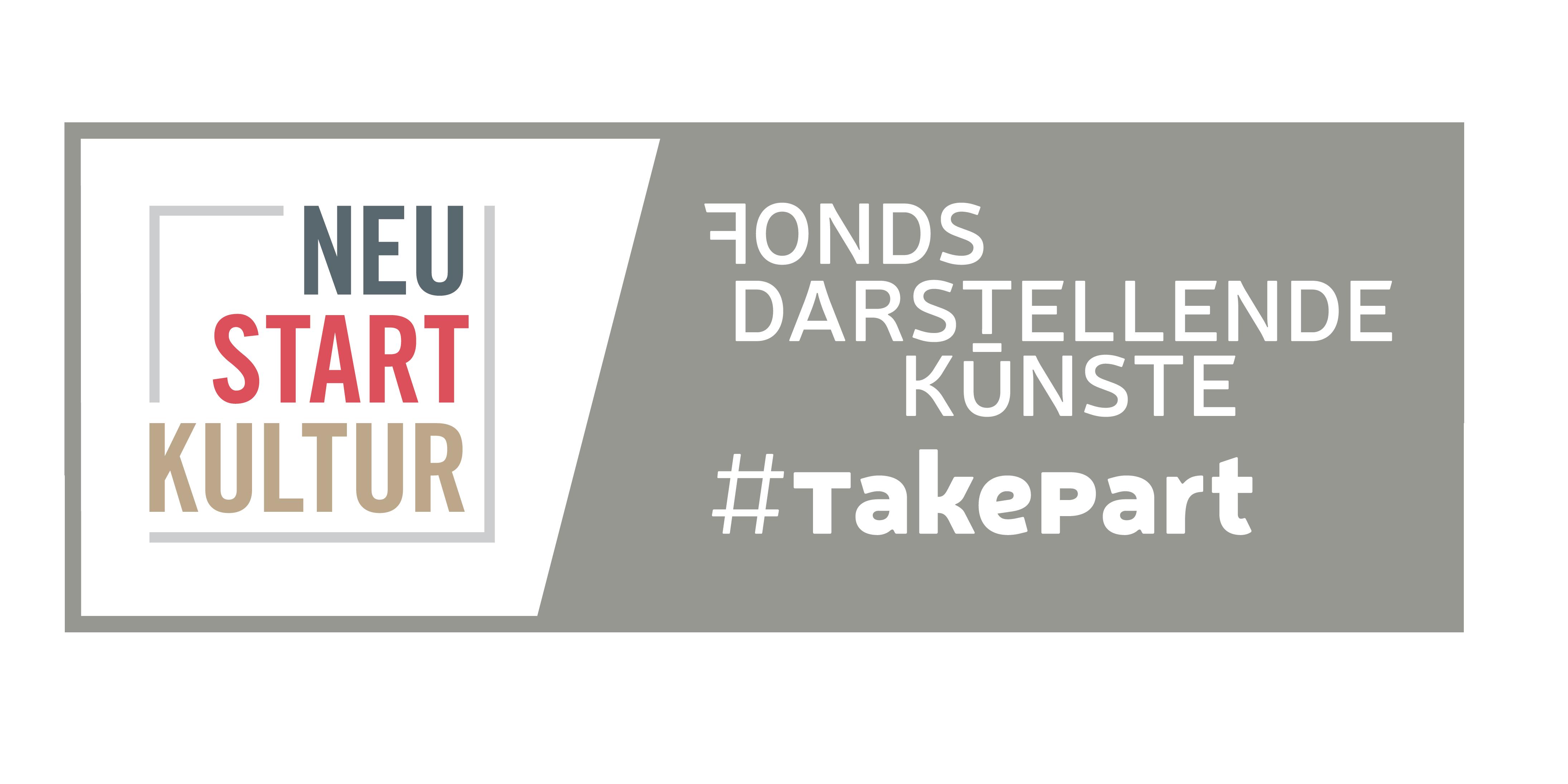 Neustart Kultur - #TakePart